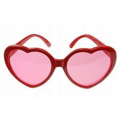 Gafas Corazón Rojo http://www.airedefiesta.com/product/7294/0/0/1/1/Gafas-Corazon-Rojo.htm