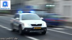 [Luxembourg] Police, SAMU, Protection Civile, Incendie Ambulances