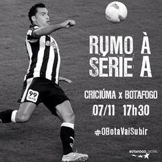Blog do Felipaodf: Tô voltando: Botafogo enfrenta o Criciúma pra conf...