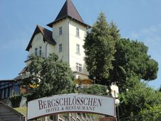 The offer of hotels and restaurants in Buckow is limited, but classy Restaurants, Hotels, Germany, Classy, Mansions, House Styles, Chic, Manor Houses, Villas