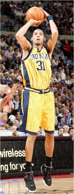 b4f514ce45e7 Reggie Miller. Lawson Johnson · Indiana Pacers