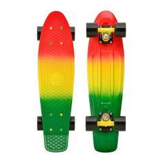 http://weightlossquickly4u.blogspot.com/ Penny Complete Skateboard Color : Rasta Fade
