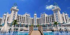 Granada Luxury Belek 5* - Unde totul este posibil! Granada, Antalya, Best Hotels, Trip Advisor, Places To Go, Louvre, Spa, Luxury, Travel