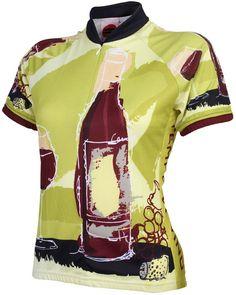 World Jerseys Tempo Di Vino Womens Cycling Jersey