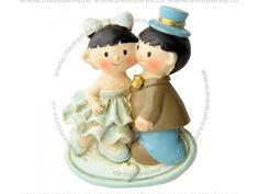 """Marturie de nunta """"magnet"""", realizata din ceramica, creata special pentru ca dumneavoastra sa oferiti inivtatilor cele mai frumoase daruri."""