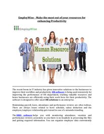 Guide to Recruitment and Payroll Software Hr Management, Time Out, Life Cycles, Human Resources, Let It Be, Productivity, Organize, Career, Software