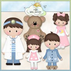 Get Well 1 - Non-Exclusive Clip Art