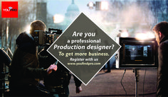 Are you a professional production  designer the register with us www.youfindpro.com