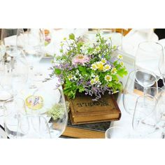 Table Flowers, Banquet, Wedding Table, Wedding Flowers, Table Decorations, Nature, Yellow, Home Decor, Centerpieces