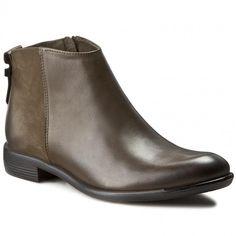 Magasított cipő CARINII - B3707 I45-I43-PSK-507 9e84ecb016