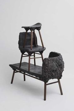 Well Proven Chair by Marjan van Aubel & James Shaw