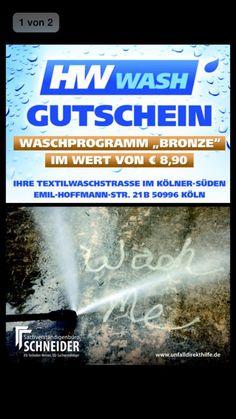 Saubere Kooperation mit einer regionalen Waschanlage in Köln Rodenkirchen. Natürlich prüfen unseren Kfz Gutachter auch gerne hier vor Ort