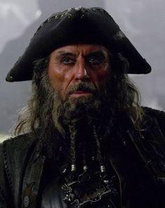 Ian McShane as Blackbeard in 'Pirates of the Caribbean: On Stranger Tides' (2011)