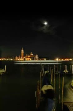 Moonlight over Venice, Italy Venice Travel, Italy Travel, Bologna, Places To Travel, Places To See, Travel Around The World, Around The Worlds, Destinations, Europe