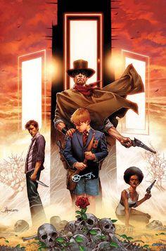 The Dark Tower - Jay Anacleto | Fresh Comics