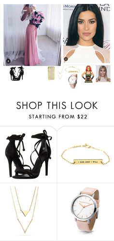 """""""Raw"""" by banks-on-it ❤ liked on Polyvore featuring Schutz"""