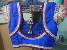 Choli blouse