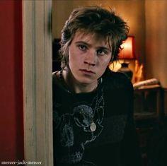 Young Garrett Hedlund.