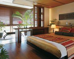 寝室 アジアンテイスト イメージ