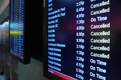 Flight Delayed or Canceled? You Could Be Paid Up to $1,000