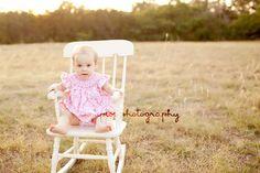 Lexie -fall/first birthday photoshoot idea