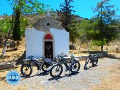 Car rental on Crete - Crete Holiday, Electric Mountain Bike, Cycling Holiday, Crete Greece, Walking In Nature, Mtb, Beautiful Places, Tours, Outdoor Structures