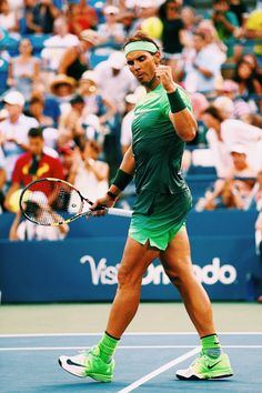 Rafael Nadal beats Diego Schwartzman to reach US Open third round Tennis Gear, Tennis Tips, Tennis Clothes, Rafael Nadal, Tennis Masters, Monica Seles, Nadal Tennis, Tennis Serve, Sport Mode