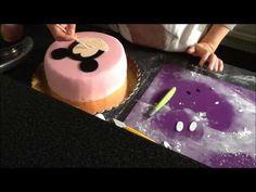 How to make a Minnie Mouse cake / Jak zrobić tort z Myszką Minnie - YouTube
