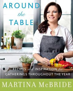 """My new cookbook, """"Around the Table"""" comes out Oct 7! you can pre-order it at Barnes and Noble now! #AroundTheTable"""