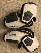 Ccm Ultra Tacks Pro Stock Hockey Elbow Pads Senior Large Hockey Elbow Pads Elbow Pads Hockey
