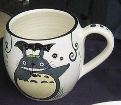 Totoro Mug