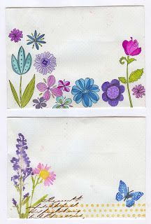 The Sum Of All Crafts: Decorated Envelopes