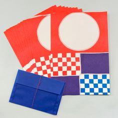 夜長堂 stationery Japanese Packaging, Stationery Craft, Letter Writing, Packaging Design, Wrapping, Stamps, Colour, Traditional, Cool Stuff