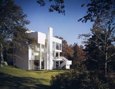 richard meier houses - Buscar con Google