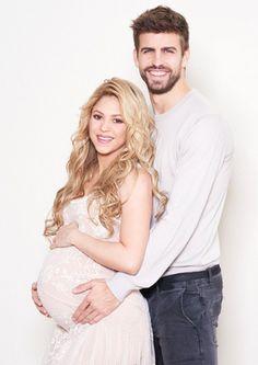 Le prénom du second fils de Shakira et de Gerard Piqué connu ! - http://bit.ly/1zG4hNF