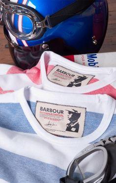 Babour Sonoran T-Shirt  Steve McQueen Collection