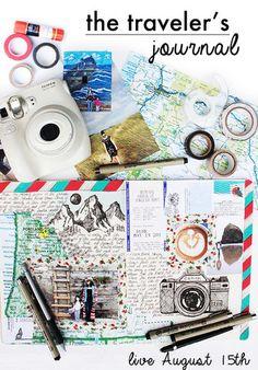 the traveler's journal