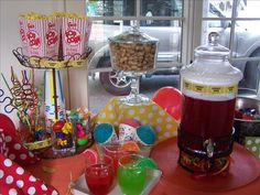 Carnival Theme Party..  www.denisecosgrove.willowhouse.com