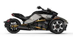 2017 Can-Am Spyder F3-S Features Drift-Friendly Sport Mode [w/Video] #motorcycles #Video