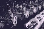 The Industrial Revolution began in England in the mid 1700's and greatly increased the output of machine made goods . It modernized the American way of life. It also demonstrated the power of innovative economics driven by new ideas and inventions.
