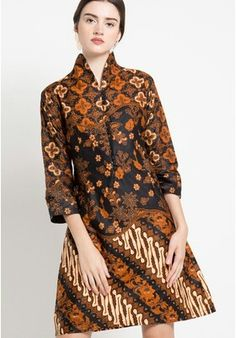 Stylish Dress Designs, Stylish Dresses, Simple Dresses, Fashion Dresses, Dresses For Work, Dress Work, Thai Fashion, Girl Fashion, Fashion Beauty