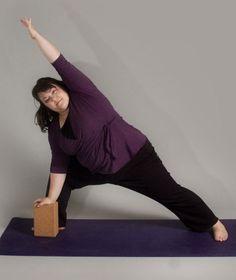 Too Big for Yoga? Read more: http://life.gaiam.com/article/too-big-yoga #yoga