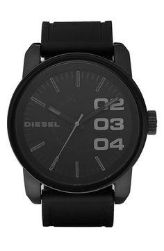 Mijn vader vindt het raar dat onze generatie amper nog horloges draagt...als ik dan een horloge zou kiezen, dan toch wel deze...
