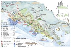 map of cinque terre | For map of the paths in Cinque Terre - click here . Otherwise you can ...