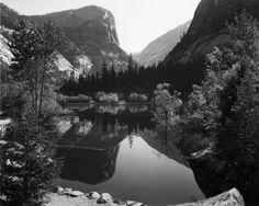 Ansel Adams Ansel-adams-mirror-lake- ...