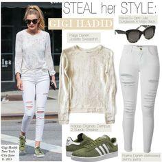 Steal Her Style-Gigi Hadid