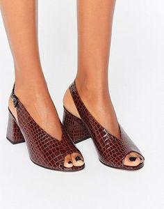Sandalias de tacón HOLLIE de ASOS
