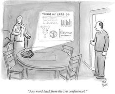 D-list TED Talk...