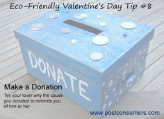 Make a Donation This Valentine's Day