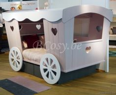 MathyByBols Mathy By Bols Children's kids Carriages coach beds covered wagons carriage beds
